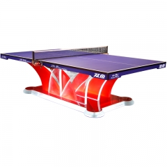 Official professional ping pong table