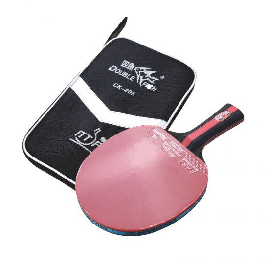 CK-205 Silver Table Tennis Racket
